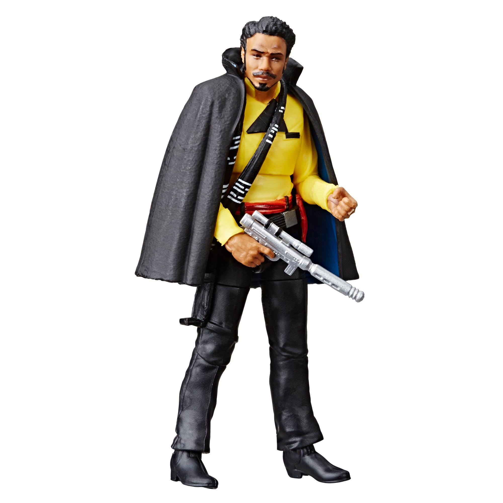 Star Wars The Vintage Collection Solo: A Star Wars Story Lando Calrissian 3.75-inch Figure