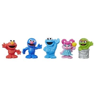 Playskool Friends Sesame Street Collector Pack 5 Figures