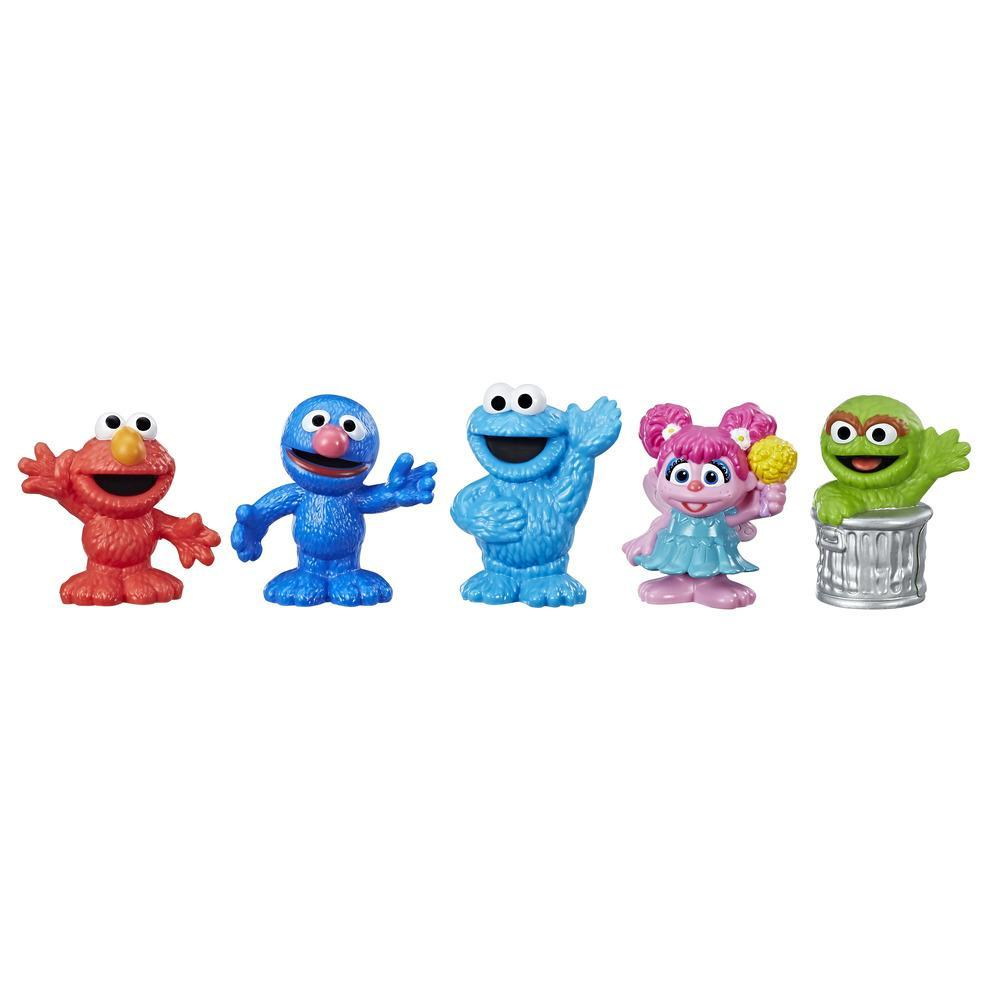 Playskool Friends Sesame Street Collector Pack 5 Figures