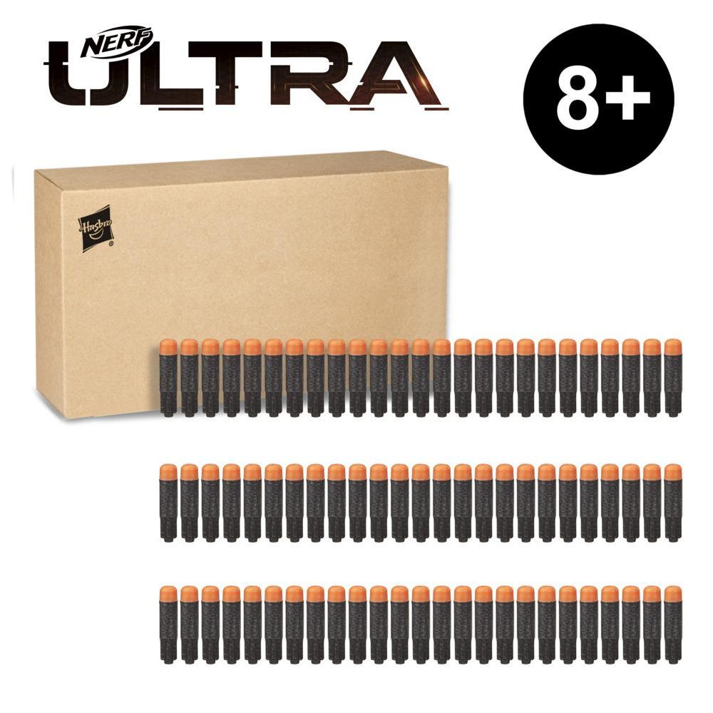 Nerf Ultra 75-Dart Refill Pack -- The Ultimate in Nerf Dart Blasting -- Compatible Only with Nerf Ultra Blasters