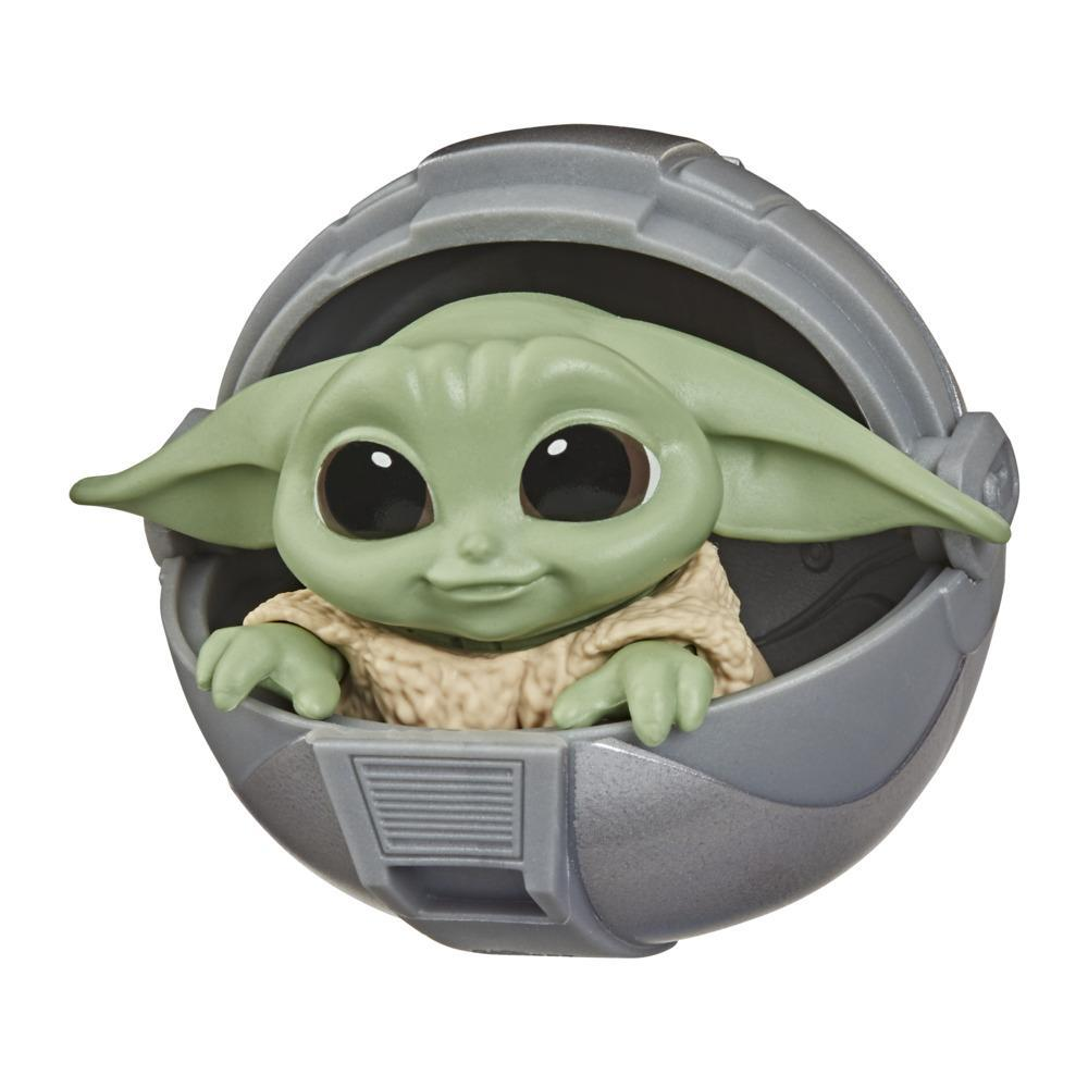 "Star Wars The Bounty Collection Series 2 The Child Collectible Toy 2.2-Inch ""Baby Yoda"" Baby's Crib Pose Figure"
