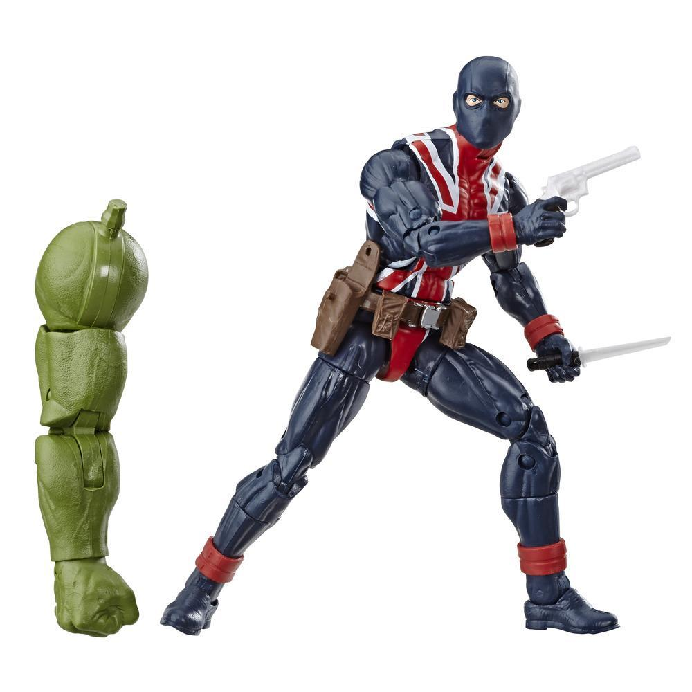 Marvel Legends Series Union Jack 6-inch Collectible Action Figure