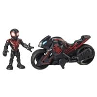 Playskool Heroes Marvel Super Hero Adventures Kid Arachnid Web Wheels