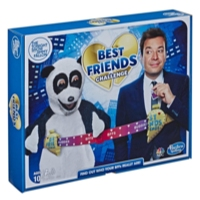 The Tonight Show Starring Jimmy Fallon Best Friends Challenge Party Game
