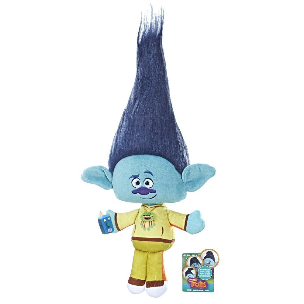 DreamWorks Trolls Stylin' Hair Branch