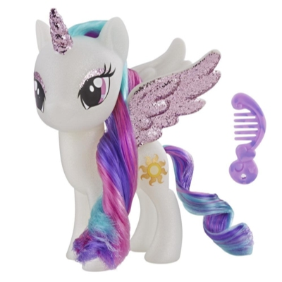 My Little Pony Princess Celestia Sparkling 6-inch Figure