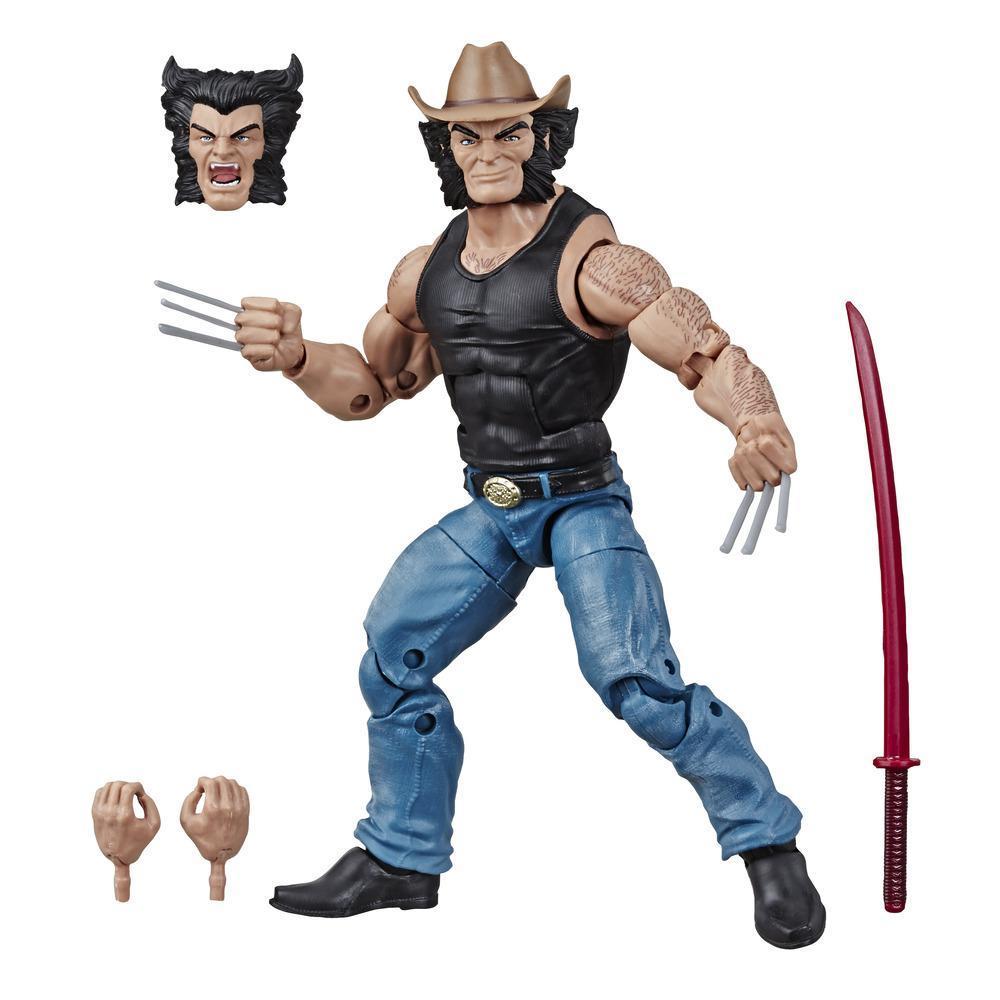 Hasbro Marvel Legends Series 6-inch Collectible Action Figure Marvel's Logan