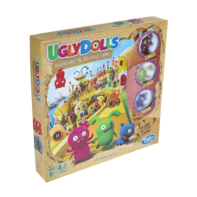 UglyDolls: Adventures in Uglyville Board Game