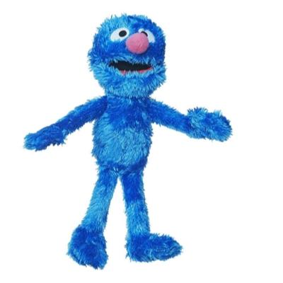 Playskool Friends Sesame Street Mini Grover Plush