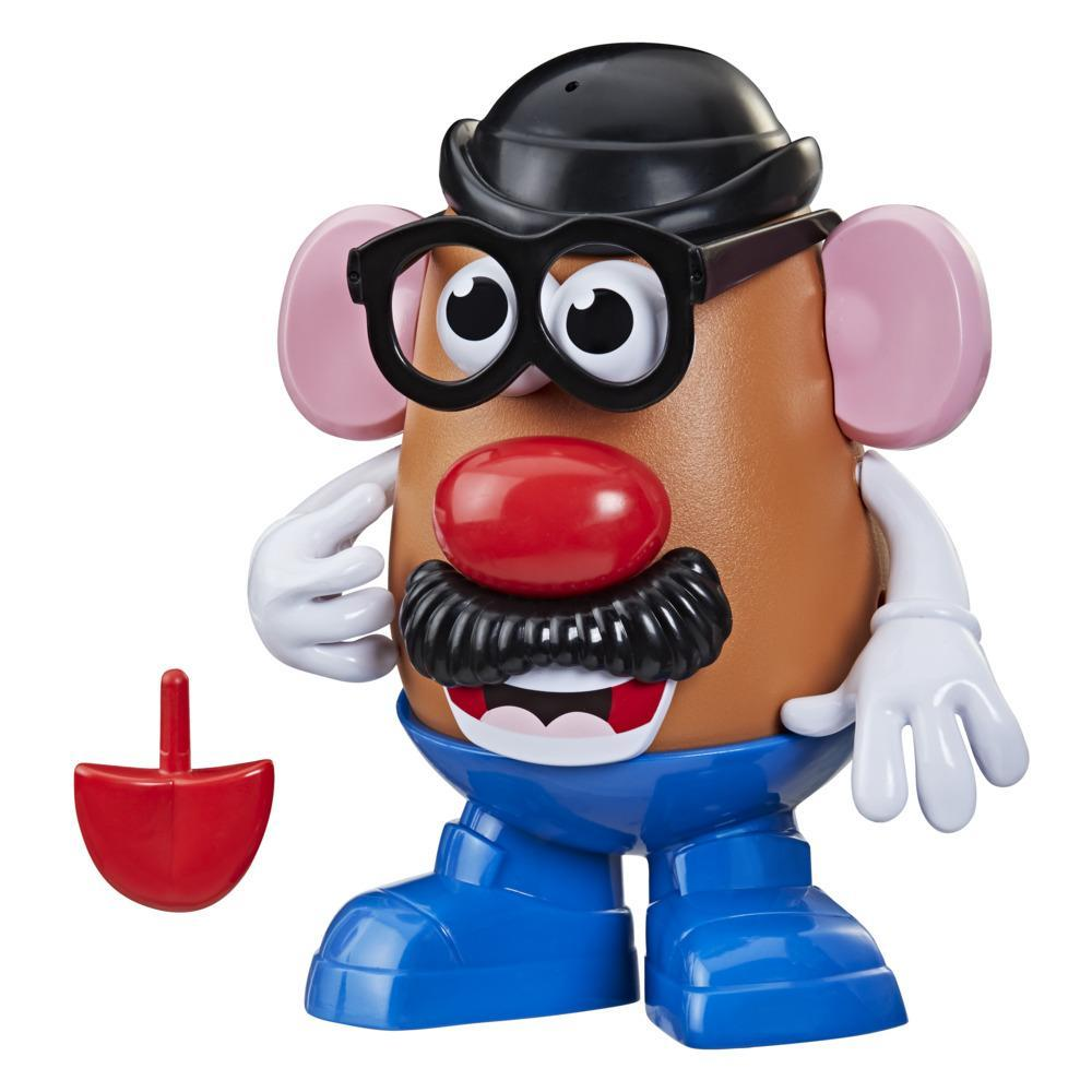 Potato Head Mr. Potato Head Classic Toy For Kids Ages 2 and Up, Includes 13 Parts and Pieces to Create Funny Faces
