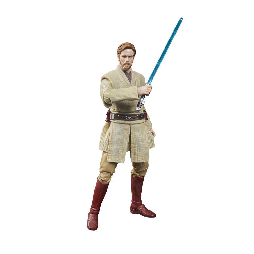 Star Wars The Black Series Archive Obi-Wan Kenobi Star Wars: Revenge of the Sith Lucasfilm 50th Anniversary Toy