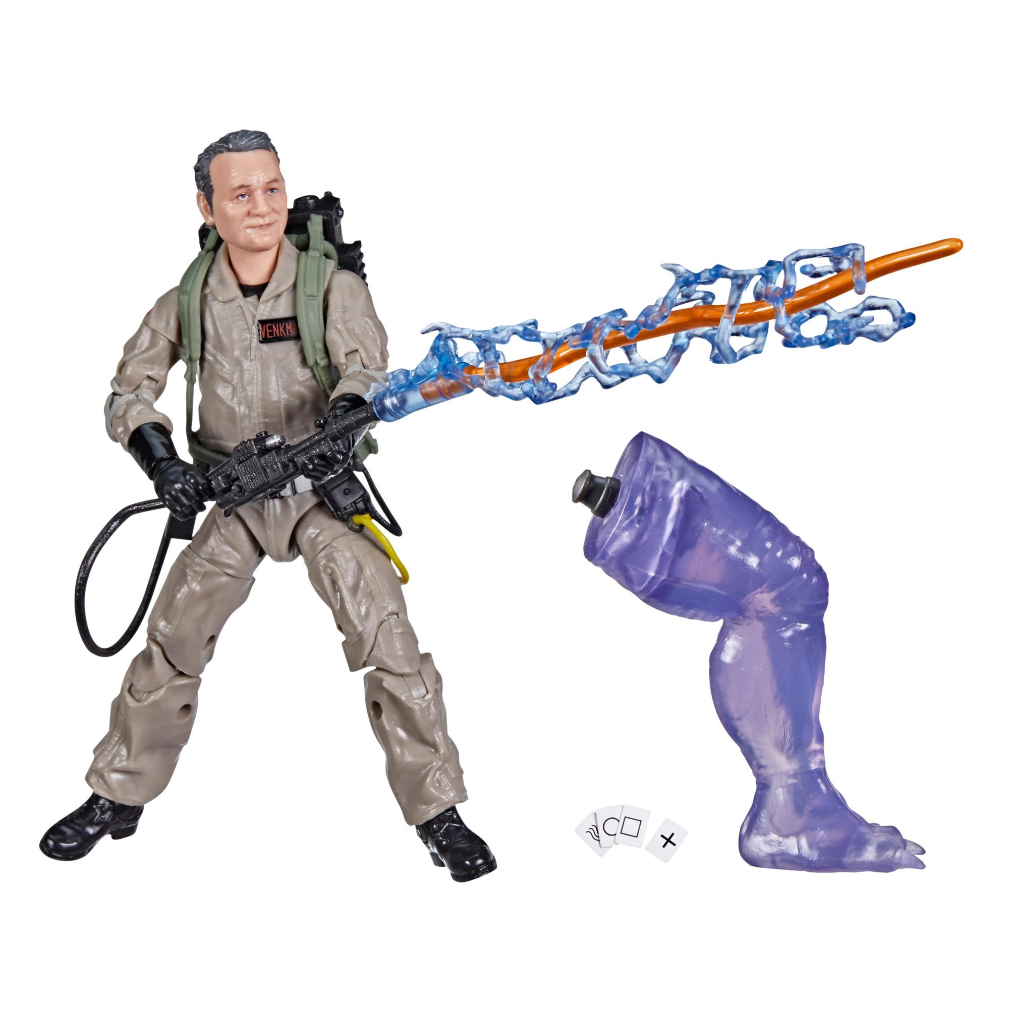 Ghostbusters Plasma Series Peter Venkman Toy 6-Inch-Scale Collectible Ghostbusters: Afterlife Figure, Kids Ages 4 and Up