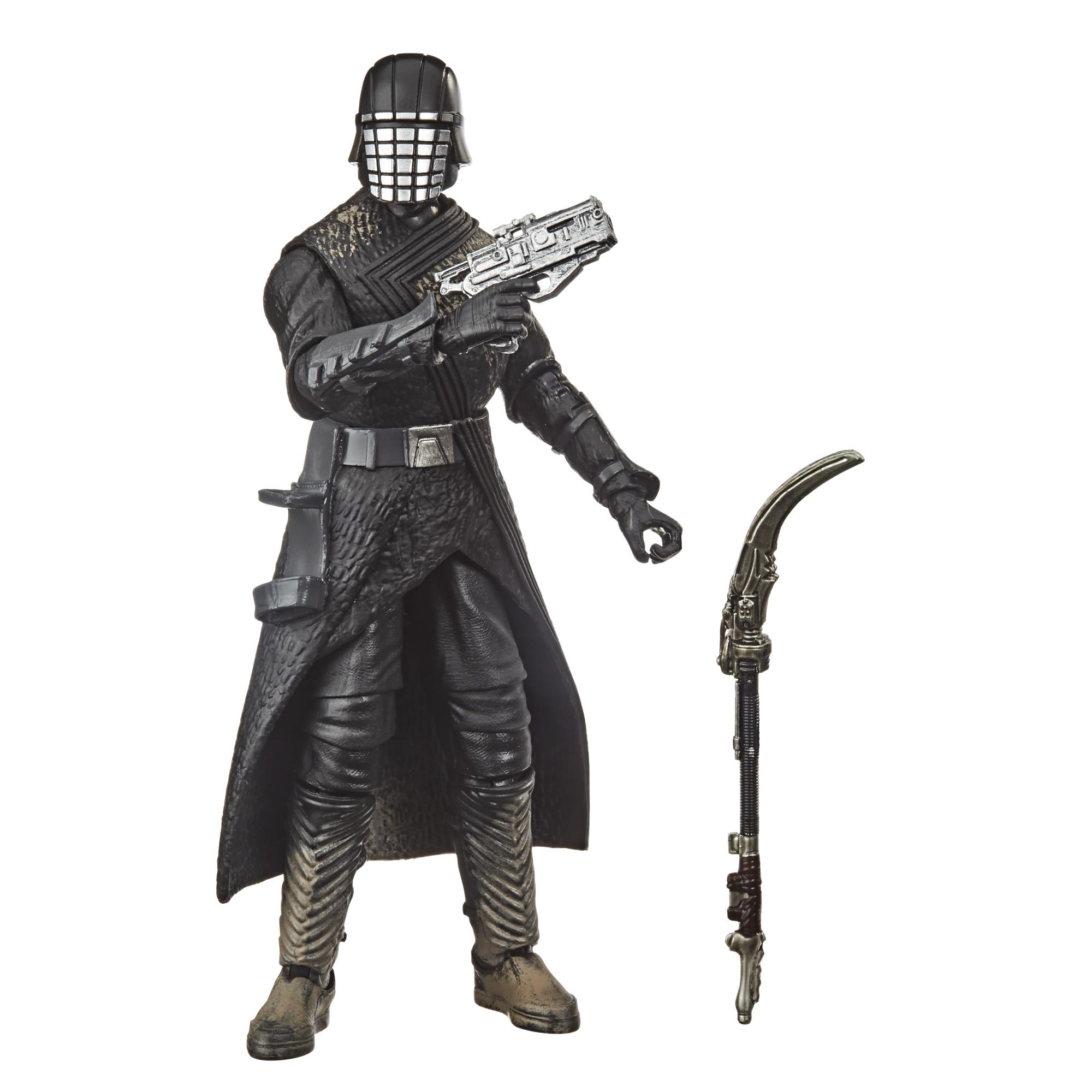 Star Wars The Black Series Knight of Ren Toy 6-inch Scale Star Wars: The Rise of Skywalker Collectible Figure