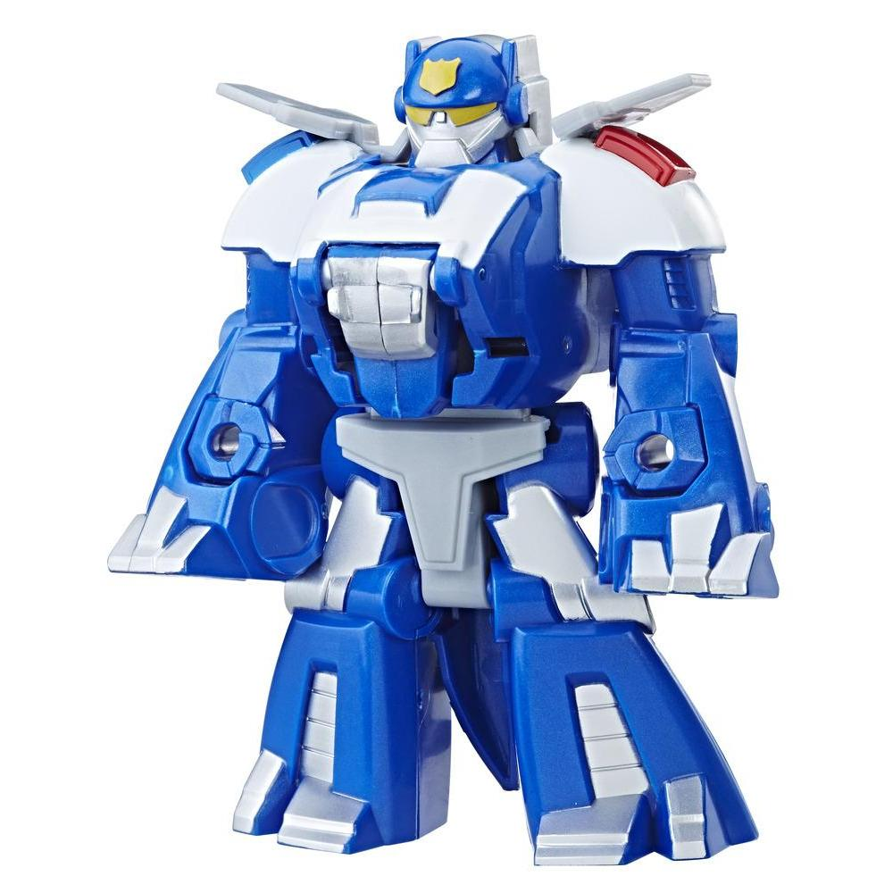 Playskool Heroes Transformers Rescue Bots Chase the Dino Protector