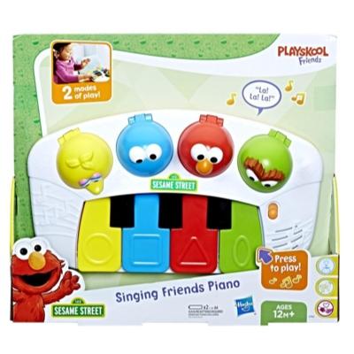 Playskool Friends Sesame Street Singing Friends Piano