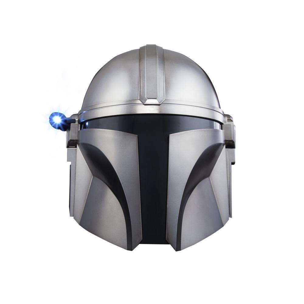 Star Wars The Black Series The Mandalorian Premium Electronic Helmet Roleplay Collectible, Toys for Kids Ages 14 and Up