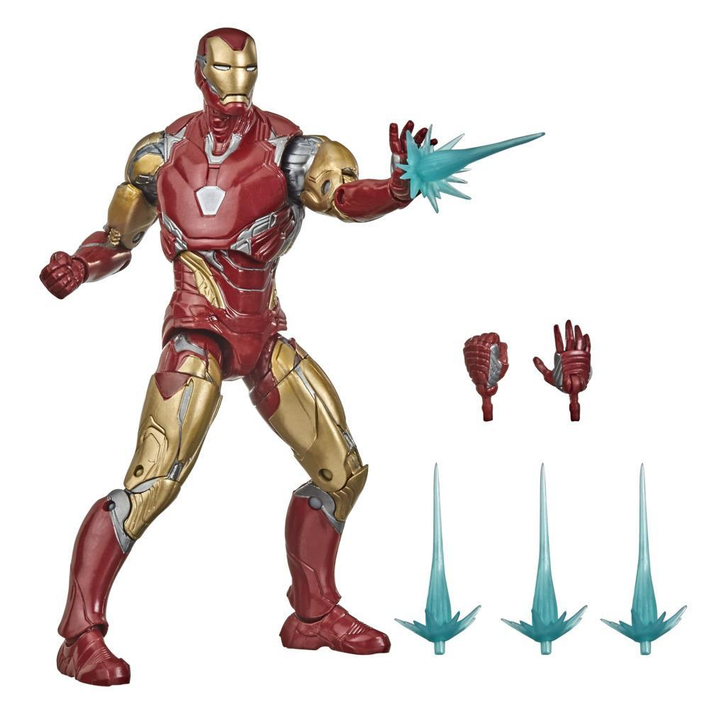 Hasbro Marvel Legends Series 6-inch Collectible Action Figure Toy Iron Man Mark LXXXV