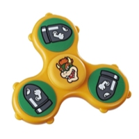 Fidget Its Nintendo Bowser Graphic Spinner