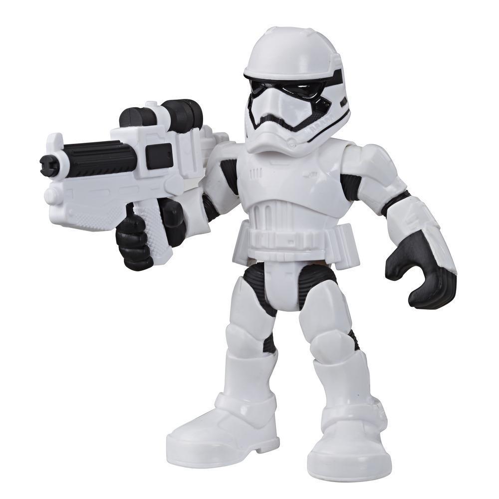 Playskool Heroes Star Wars Galactic Heroes 5-Inch First Order Stormtrooper Action Figure