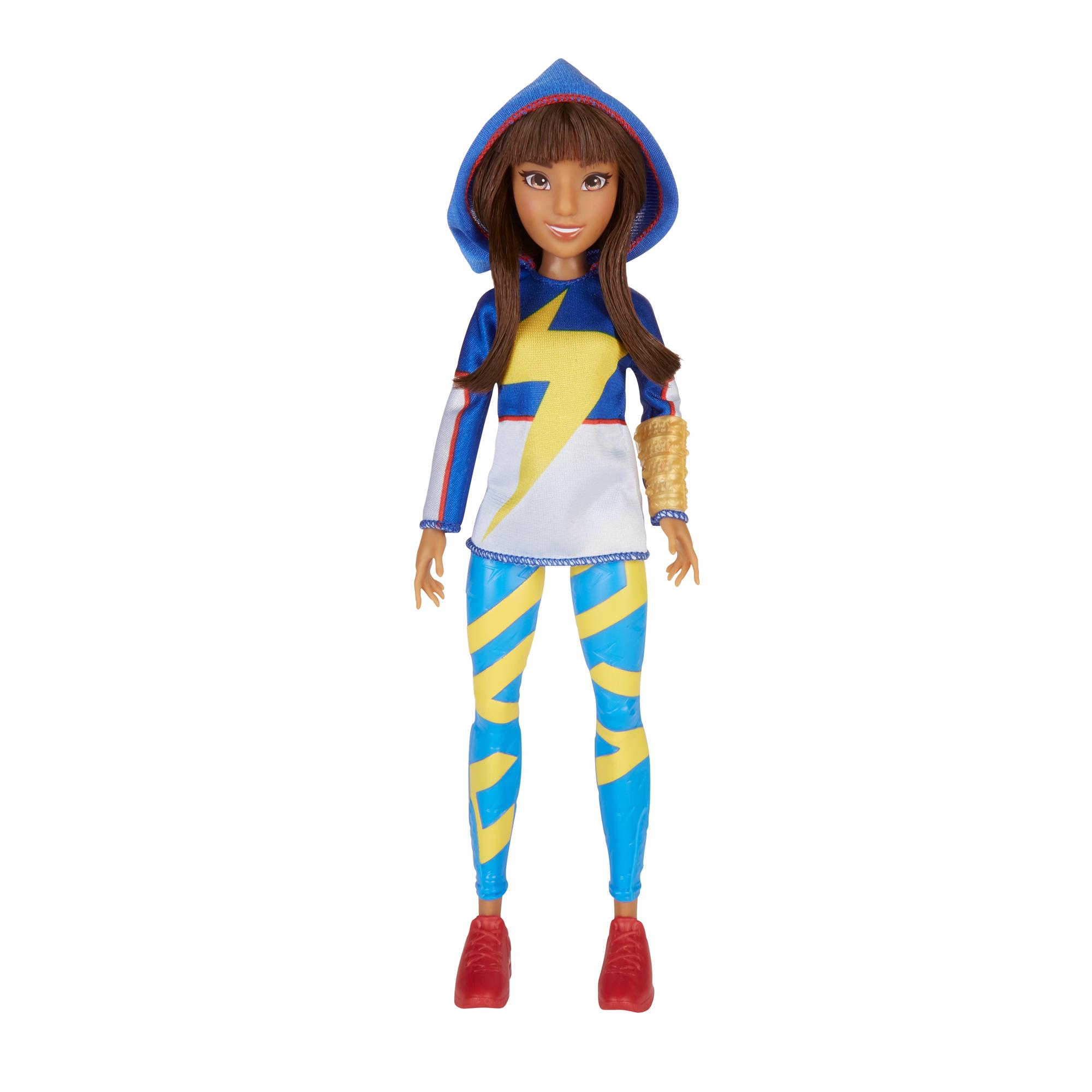 Marvel Rising Secret Warriors Ms. Marvel Training Outfit Doll