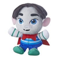 Netflix Super Monsters Drac Shadows Collectible Plush Toy