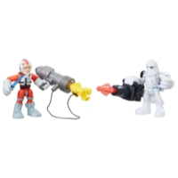 Star Wars Galactic Heroes Luke Skywalker and Snowtrooper