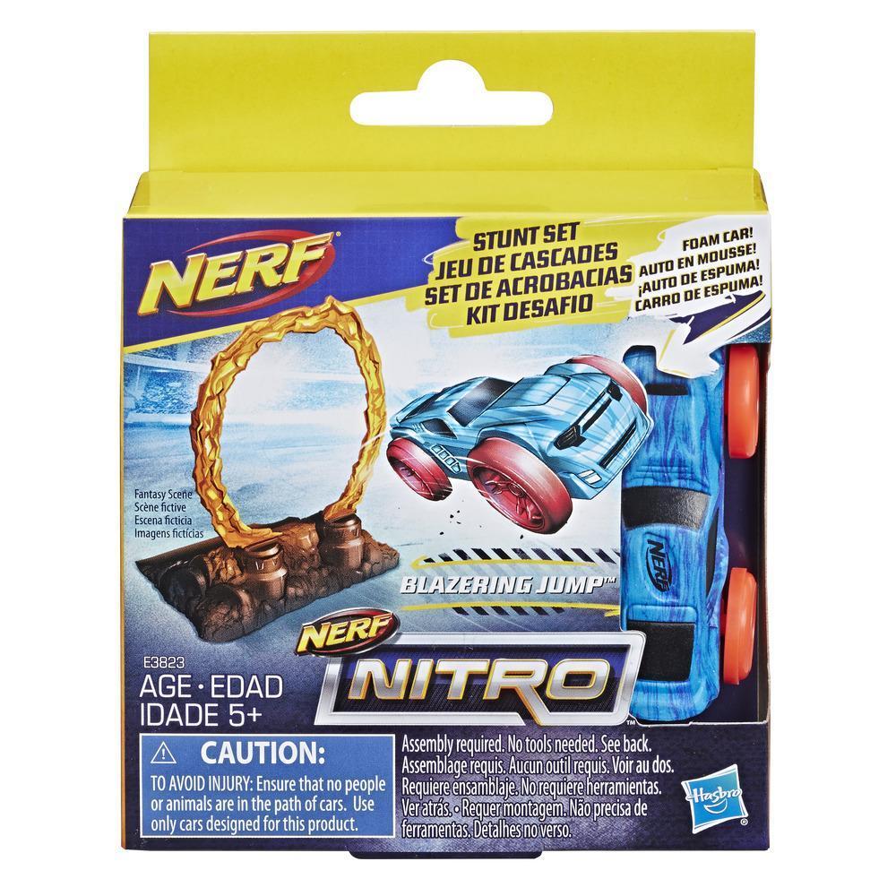 Nerf Nitro BlazeRing Jump Stunt Set