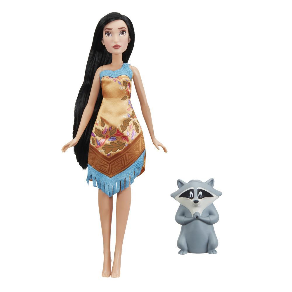 Disney Princess Forest Colors Reveal Pocahontas