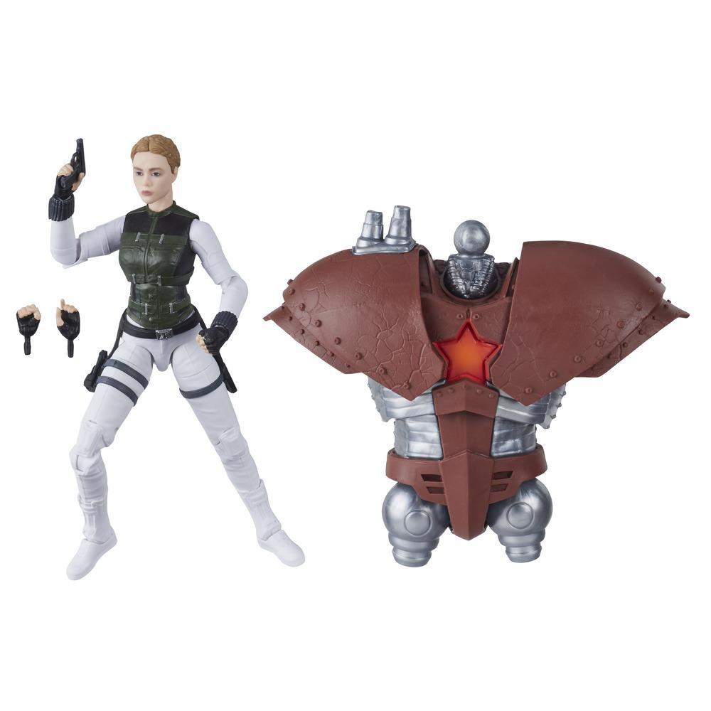 Hasbro Marvel Black Widow Legends Series 6-inch Collectible Yelena Belova Action Figure With 2 Accessories, Ages 4 And Up