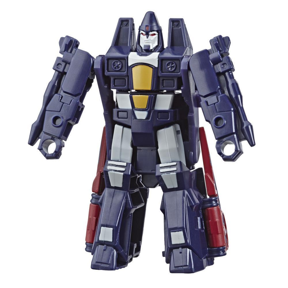 Transformers Bumblebee Cyberverse Adventures Scout Class Ramjet Action Figure, For Kids Ages 6 and Up, 3.75-inch