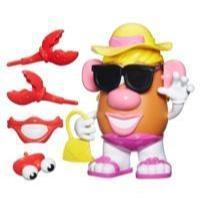 Playskool Mrs. Potato Head Beach Spudette
