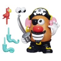 Playskool Mr. Potato Head Pirate Spud