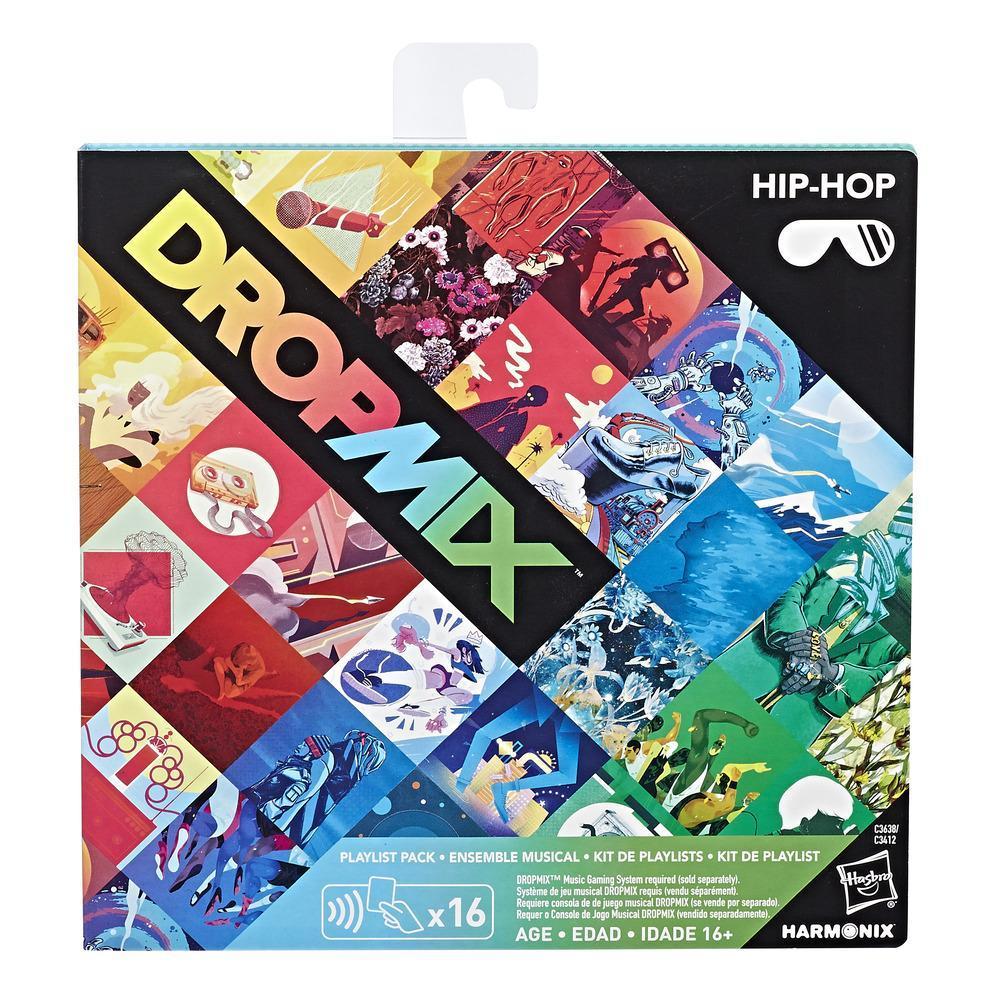 DropMix Playlist Pack Hip-Hop (Mirrors)