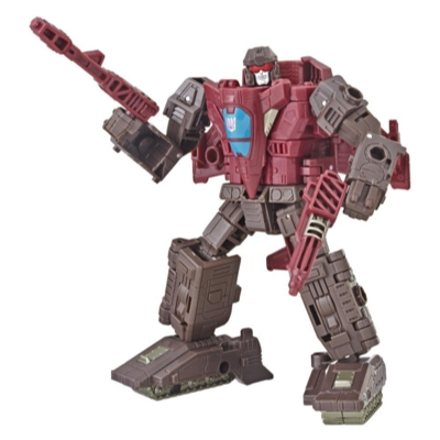 Transformers Generations War for Cybertron Deluxe WFC-S7 Skytread Action Figure