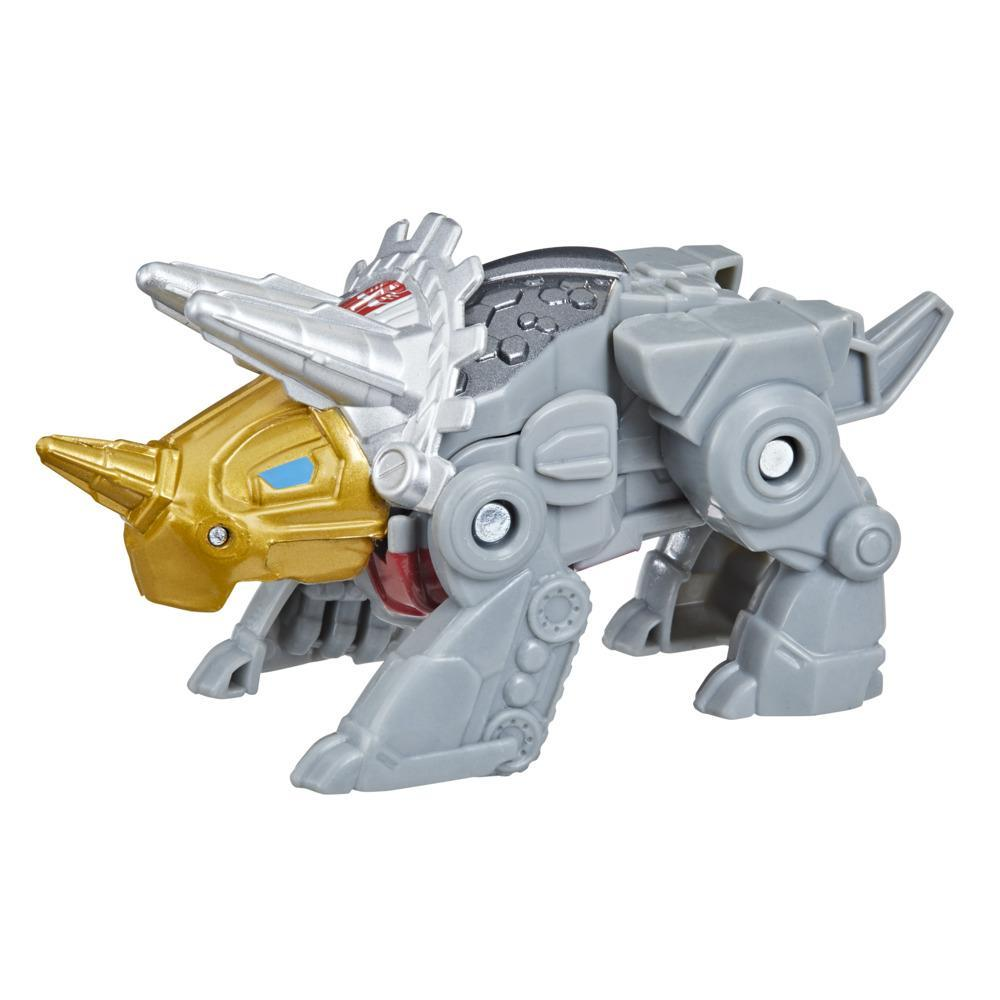 Transformers Dinobot Adventures Dinobot Strikers Dinobot Slug with Charging Action, 2.5-Inch Toy, Ages 3 and Up