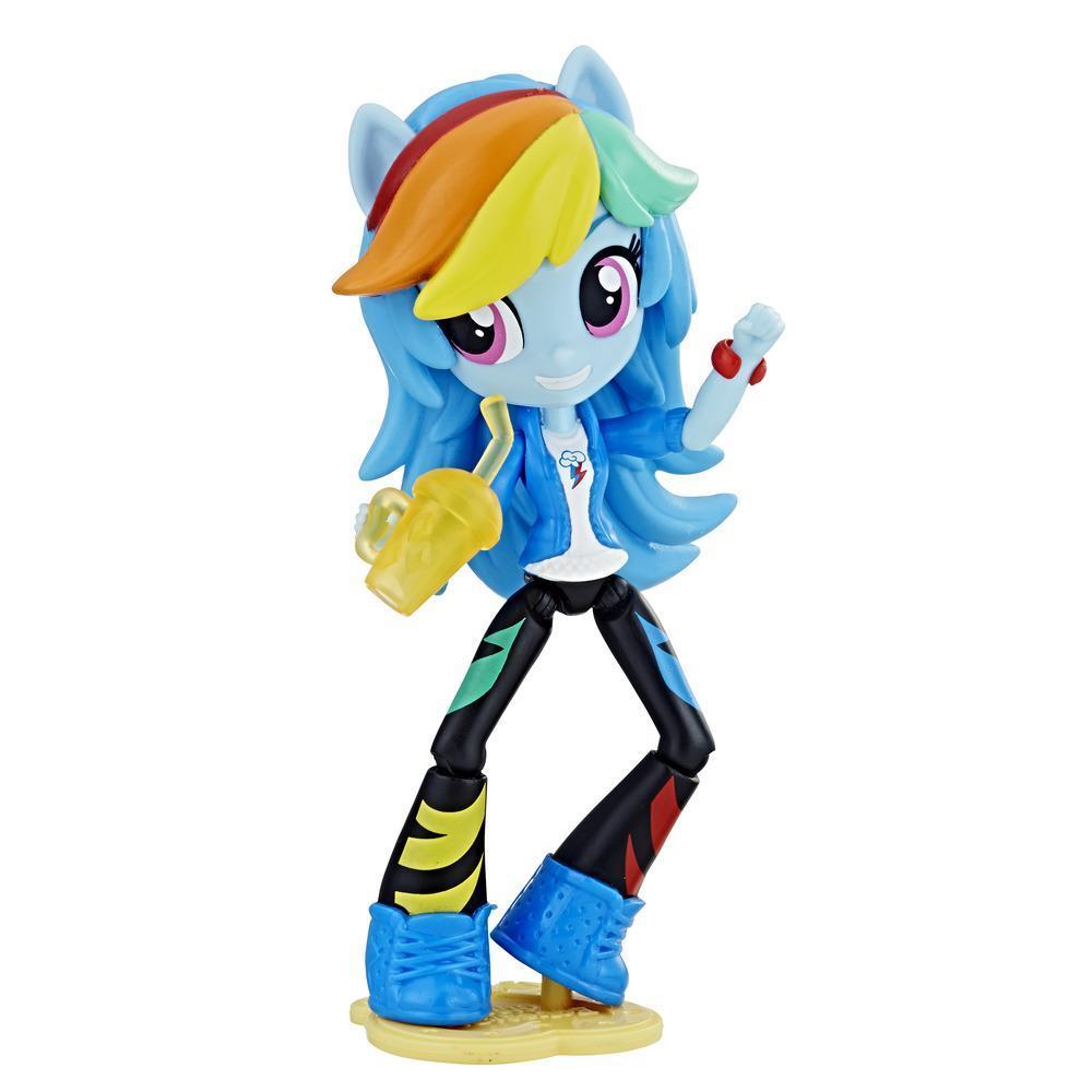 My Little Pony Equestria Girls Theme Park Collection Rainbow Dash