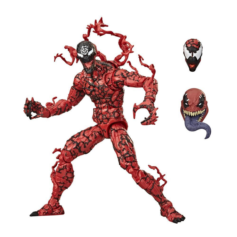 Hasbro Marvel Legends Series Venom 6-inch Collectible Action Figure Toy Carnage