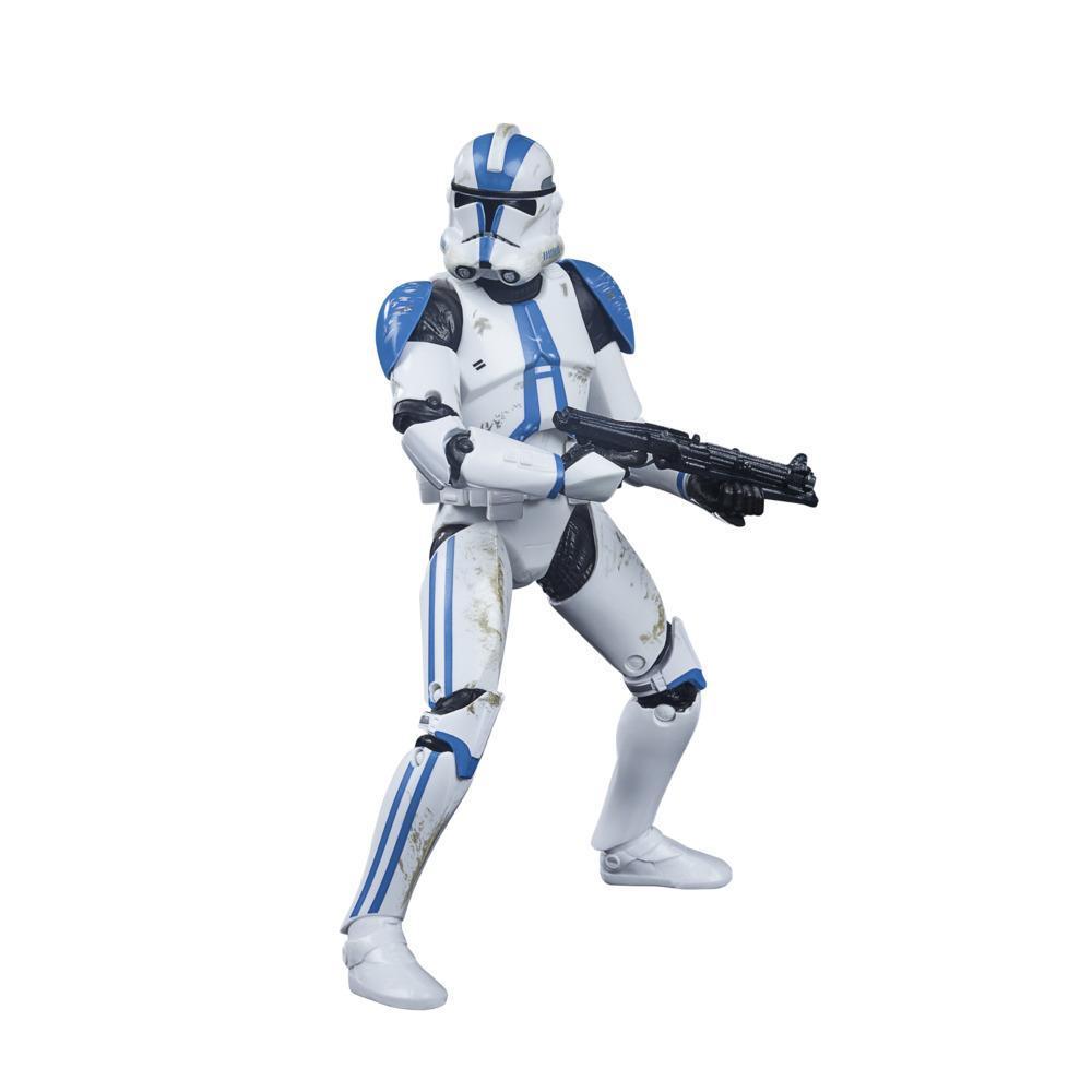 Star Wars The Black Series Archive 501st Legion Clone Trooper Star Wars: The Clone Wars Lucasfilm 50th Anniversary Figure