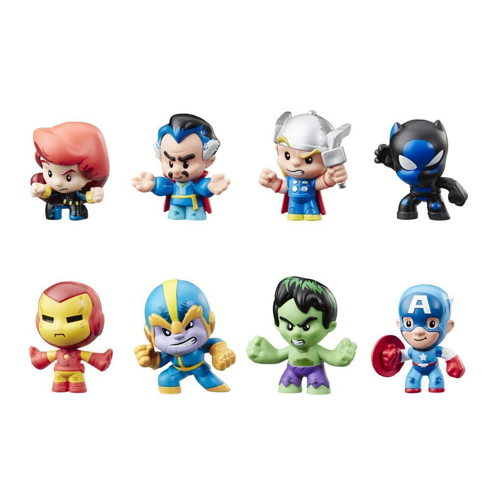 Marvel Mini Heroes Series 1 Surprise Bag Collectible Toys, 2-Inch