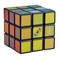 Rubik's Impossible Puzzle; 3 x 3 Lenticular Puzzle for Kids Ages 8 and Up