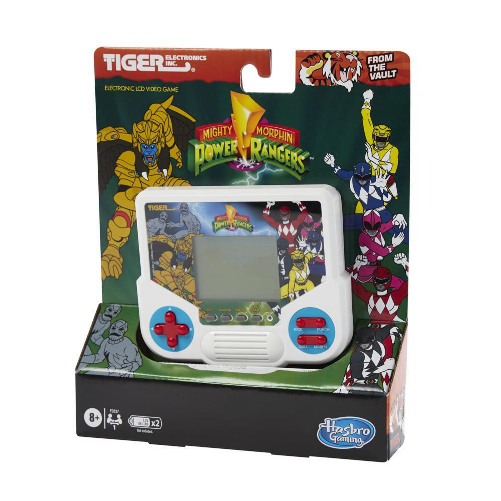 Tiger Electronics Mighty Morphin Power Rangers Electronic LCD Video Game