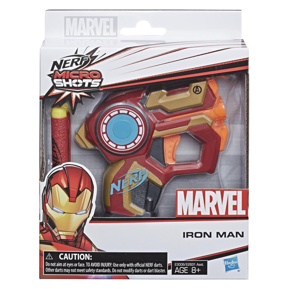 Nerf MicroShots Marvel Iron Man