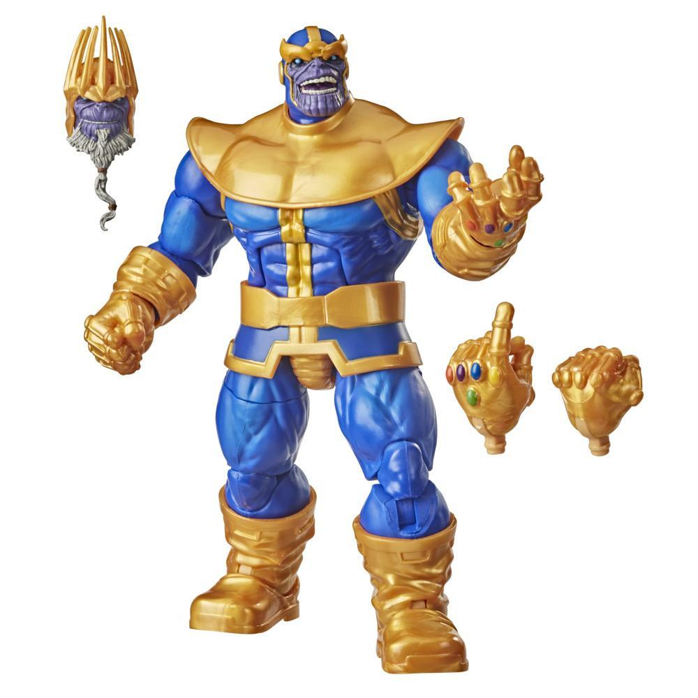 Hasbro Marvel Legends Series 6-inch Collectible Action Figure Thanos Toy