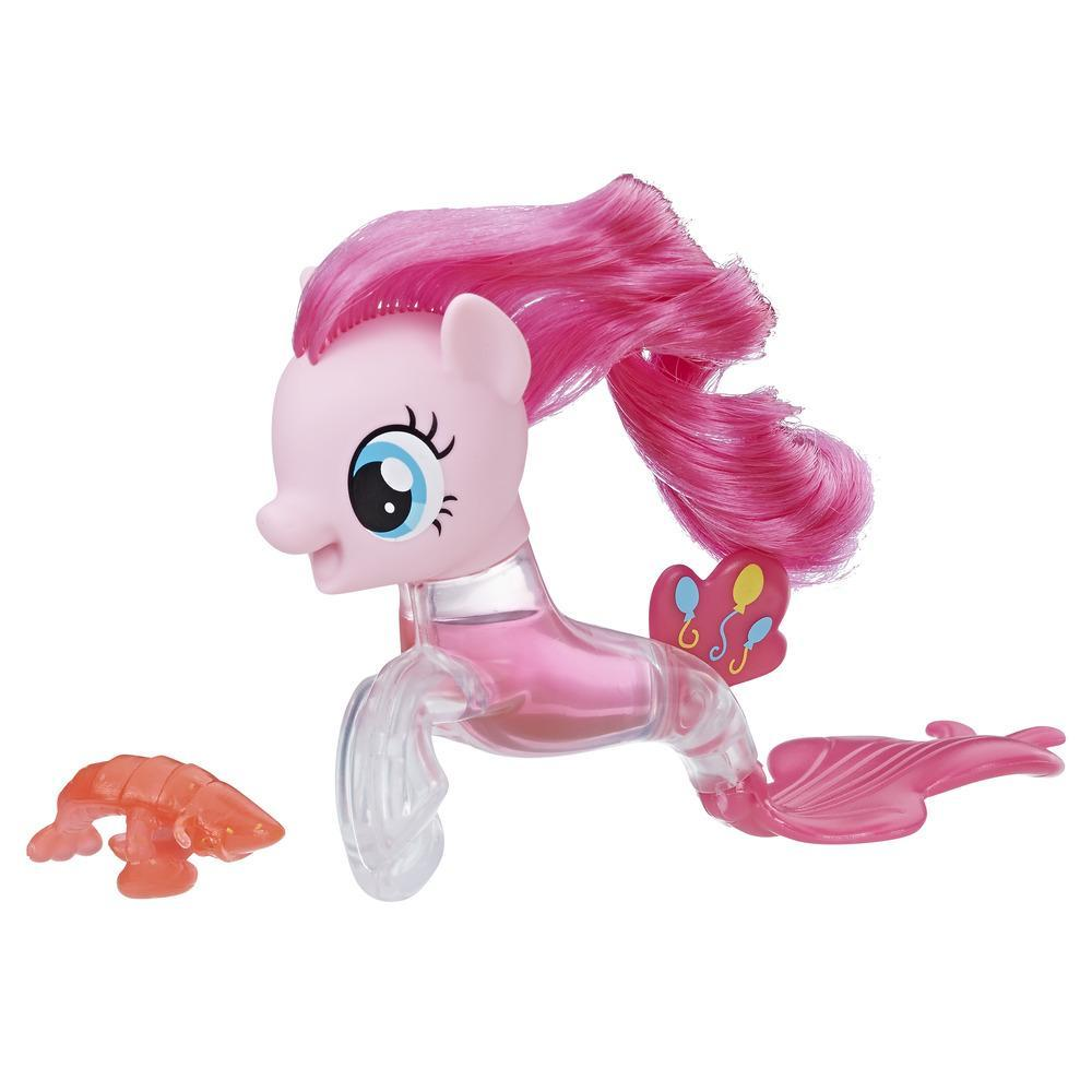 My Little Pony the Movie Pinkie Pie Flip & Flow Seapony Figure