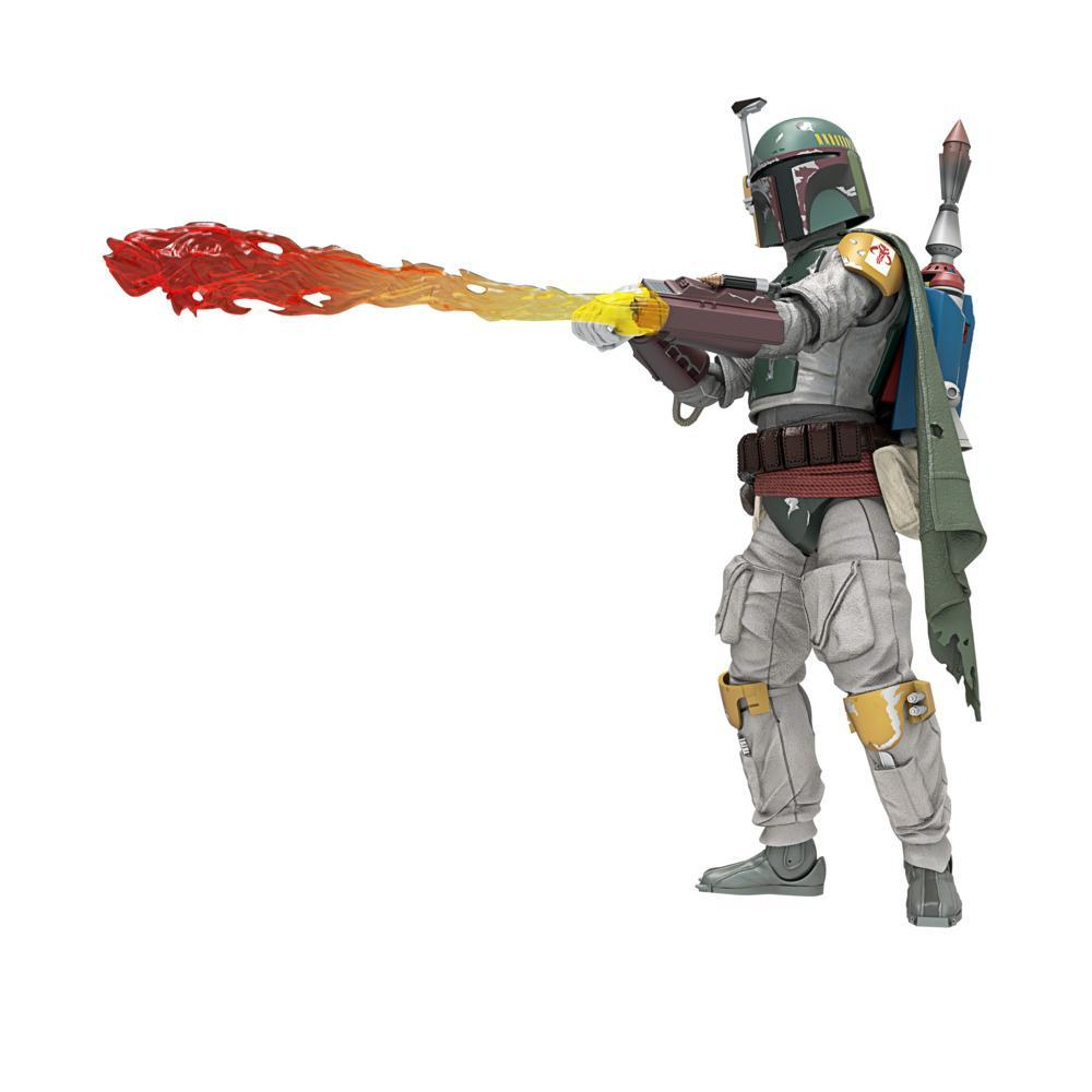 Star Wars The Black Series Boba Fett 6-Inch-Scale Star Wars: Return of the Jedi Collectible Deluxe Figure, Ages 4 and Up