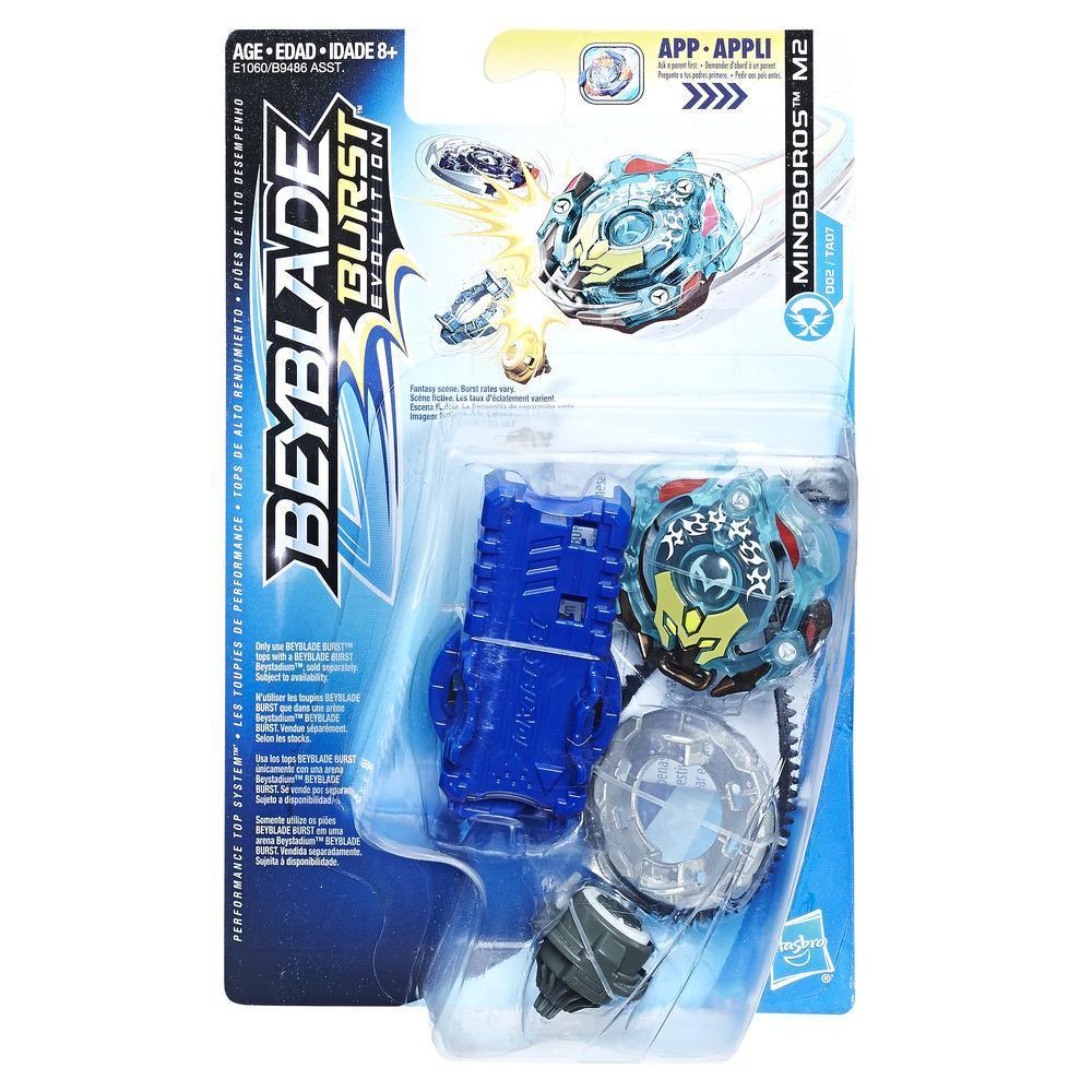 Beyblade Burst Evolution Starter Pack Minoboros M2