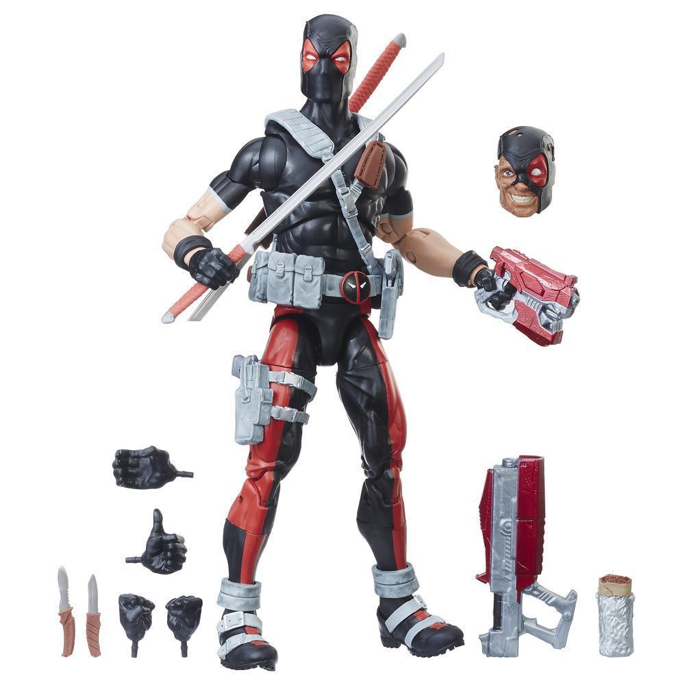 Marvel Legends Series 12-inch Deadpool Figure