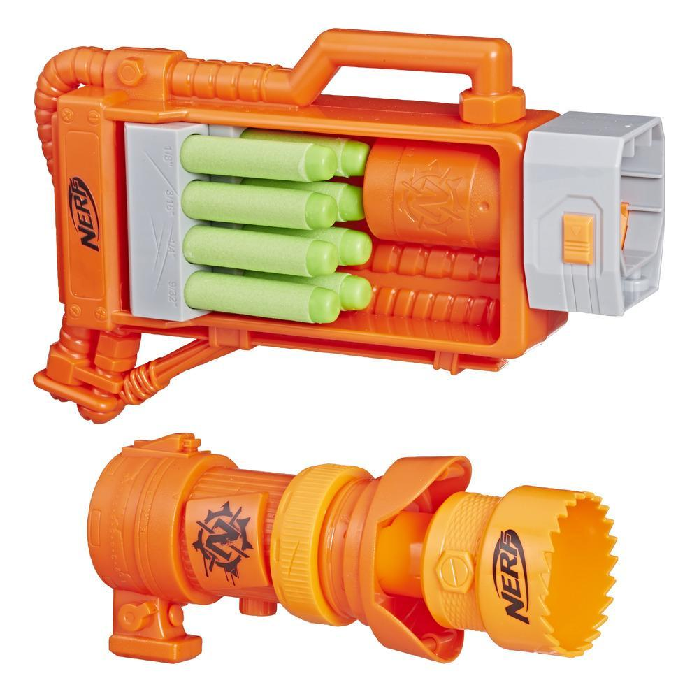 Nerf Zombie Strike Survival System Zoom & Doom Accessory Set