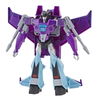 Transformers Cyberverse Action Attackers: Ultra Class Slipstream Action Figure Toy Product