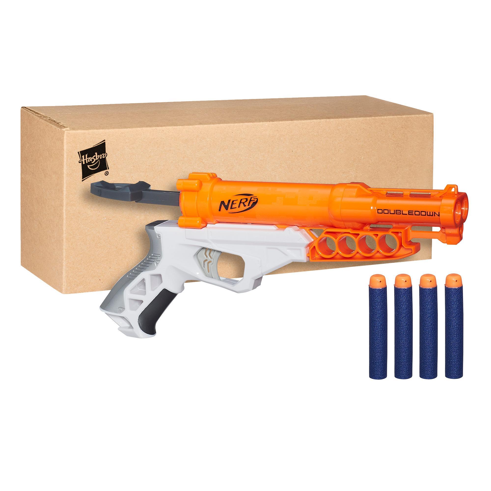 Nerf N-Strike DoubleDown Blaster
